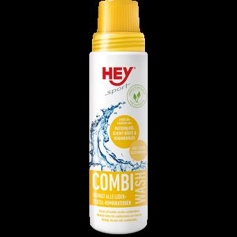 Spar-Paket 5x HEY-Sport® Combi Wash, 250 ml