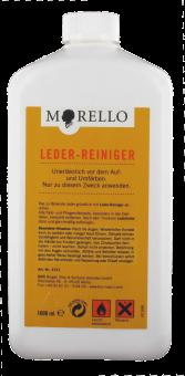 Morello Lederreiniger, 1000 ml Flasche