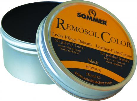 Sommer Remosol Color - Leder-Pflege-Balsam, 150 ml Dose